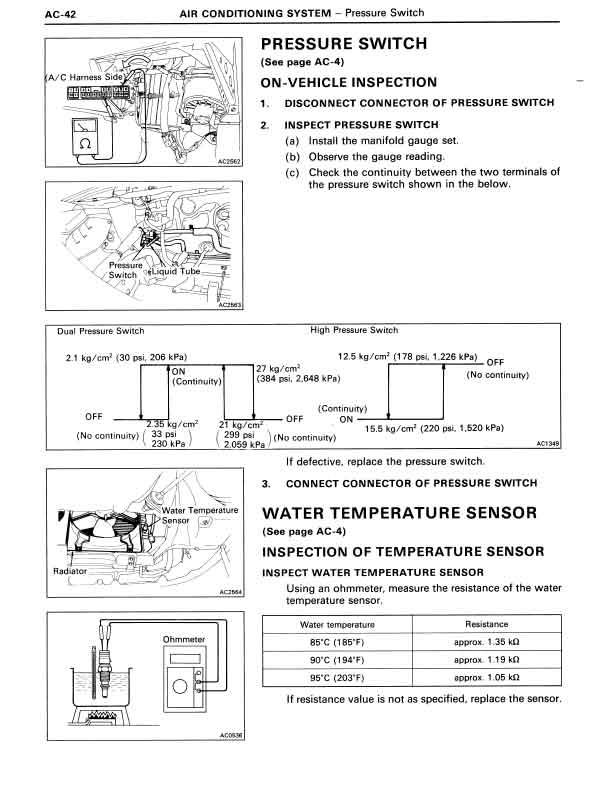 A  C Compressor Won U0026 39 T Turn On  But It Does Work
